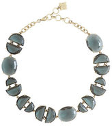 BCBGMAXAZRIA Geometric Stone Collar Necklace