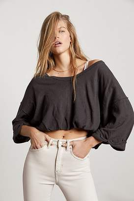 We The Free Rewind Bubble Tee at Free People