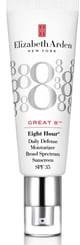 Elizabeth Arden Eight Hour® Great 8(TM) Daily Defense Moisturizer Broad Spectrum Sunscreen SPF 35