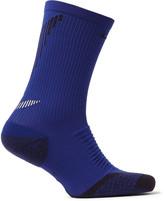 Nike - Elite Cushioned Dri-fit Jersey Running Socks