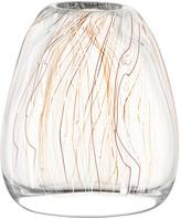 LSA International Rock Vase - Lava - 22cm