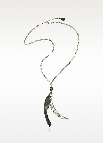 Antik Batik Nocera - Skull Necklace