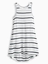 Splendid Little Girl Mesh Stripe Dress