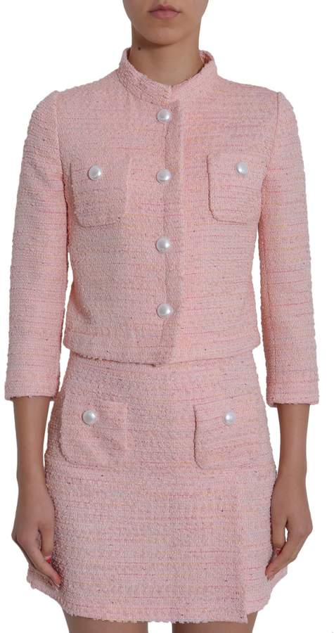 Moschino Tweed Jacket
