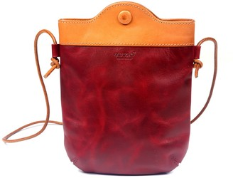 Old Trend Outwest Leather Crossbody Bag