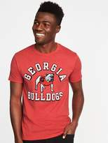 Old Navy College-Team Graphic Crew-Neck Tee for Men