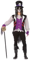 Leg Avenue Men's 5 Piece Voodoo Priest Costume