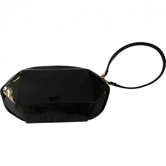 Issey Miyake Black Synthetic Clutch bags