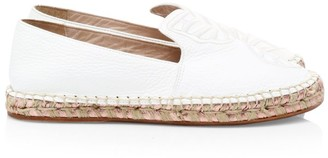 Sophia Webster Butterfly Leather Espadrilles