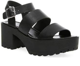 Madden-Girl Carterr Platform Sandal
