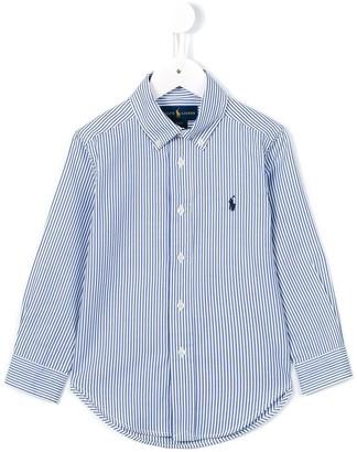 Ralph Lauren Kids striped shirt