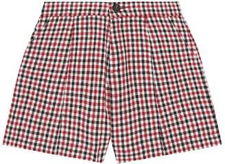 Chloé Kids Checked shorts