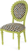 Mackenzie Childs MacKenzie-Childs Sunflower Chartreuse Outdoor Chair