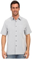 Royal Robbins Desert Pucker Plaid Short Sleeve Shirt