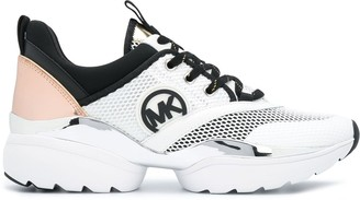 MICHAEL Michael Kors Chunky Sole Low-Top Sneakers