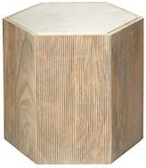 Jamie Young Argan Hexagon Side Table - Natural