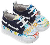Fendi printed sneakers
