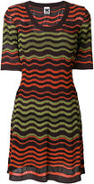 M Missoni striped knit dress