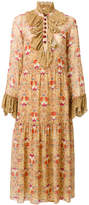 See by Chloe patterned dress