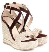 Jimmy Choo Portia 120 platform sandals