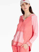 Lucky Brand Burnout Hoodie