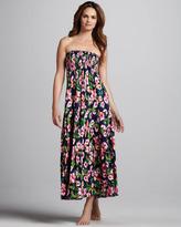 Juicy Couture Floral-Print Maxi Dress