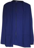American Retro Blue Jacket for Women
