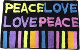 JCPenney Peace & Love Bath Rug