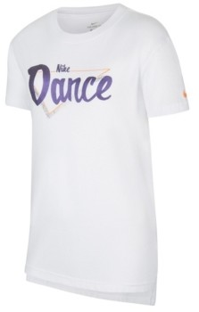 Nike Big Girls Sportswear T-Shirt