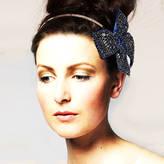 Blakegodbold Sequin Bow Ribbon Headband