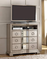 Vivian MIrrored Entertainment Chest