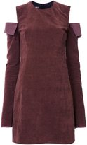 Yang Li 'Torn' dress - women - Cotton/Linen/Flax/Viscose - 40