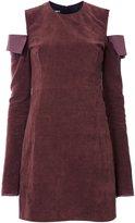 Yang Li 'Torn' dress - women - Cotton/Linen/Flax/Viscose - 40