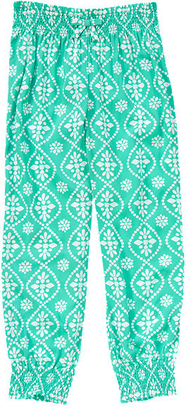 Gymboree Batik Print Pants