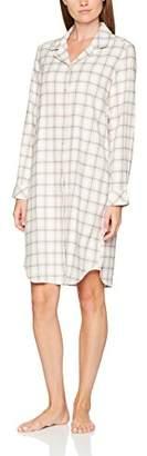 Seidensticker Women's Flanell Sleepshirt 1/1 Nightie
