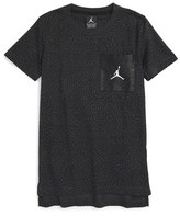 Jordan Boy's 'Bemis' Pocket T-Shirt