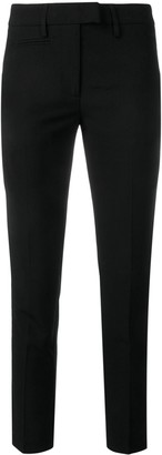 Dondup Slim Fit Cropped Trousers