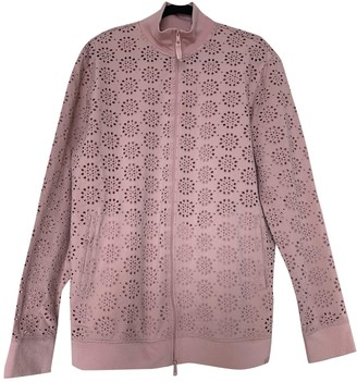 FENTY PUMA by Rihanna Pink Cotton Jacket for Women