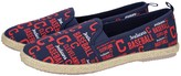Women's Forever Collectibles Cleveland Indians Espadrilles