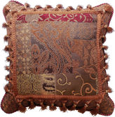 Croscill Classics Catalina Corded Edge Square Pillow