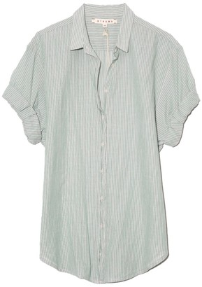 XiRENA Channing Shirt in Honey Dew