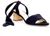 Bettye Muller Essence Ankle Tie Pump
