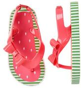 Gymboree Watermelon Flip Flops