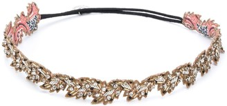 Deepa Gurnani Bead Embroidered Headband