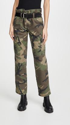 RtA Sallinger Belted Cargo Pants