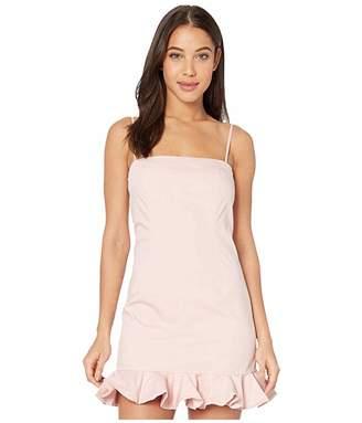 Bardot Havana Mini Dress (Pink) Women's Clothing