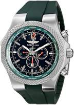 Breitling Men's A47362S4-B919 Bentley GMT Chronograph Watch
