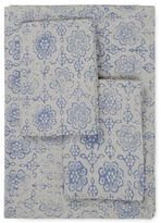 Belle Epoque Top Queen Heather Flannel Sheet Set