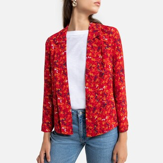 Vila Printed Jacket