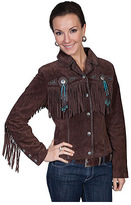 Scully Women's Boar Suede Jacket L152